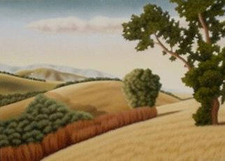 Artist: Doug Martindale, Title: Golden Vista - click for larger image