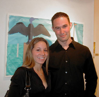 Artist: Gallery Event Photos, Title: Hey...you're not Heather...who is that with Tyler? - click for larger image