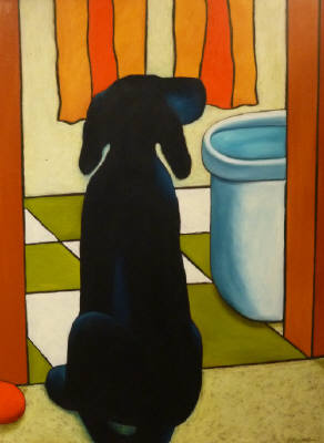 Artist: Jaime Ellsworth, Title: Bath - click for larger image