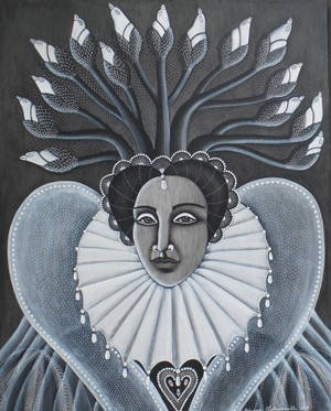 Artist: Lori-ann Latremouille, Title: Gloriana - click for larger image
