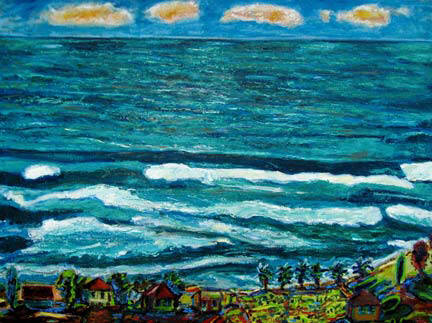 Artist: Pat Tolle, Title: Northshore - click for larger image