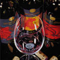 Ray Pelley - The Tasting Room - Brian Carter Cellars  Giclee Print