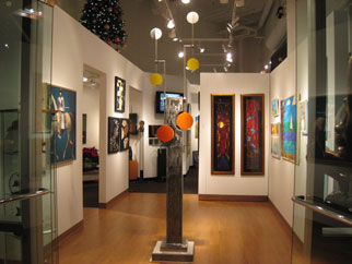 GUNNAR NORDSTROM GALLERY Fine Arts Seattle Bellevue